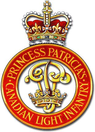 PPCLI Regimental Badge