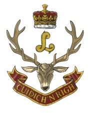 Seaforth Regimental Badge