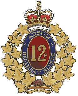 Three Rivers Regimental Badge