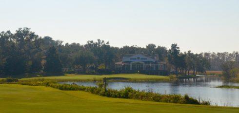 Caledonia Golf Club #18