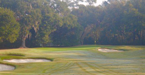 Caledonia Golf Club #2 Green