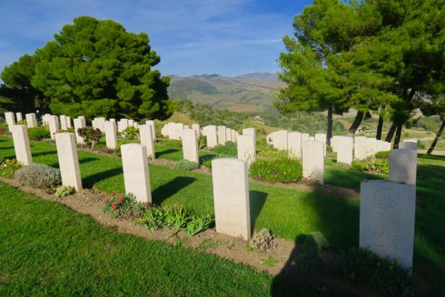 Agira Cemetery