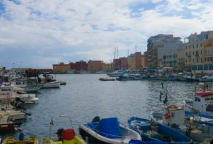 Harbour at Anzio