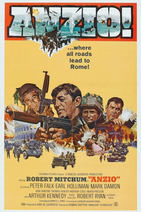 Anzio Movie Poster