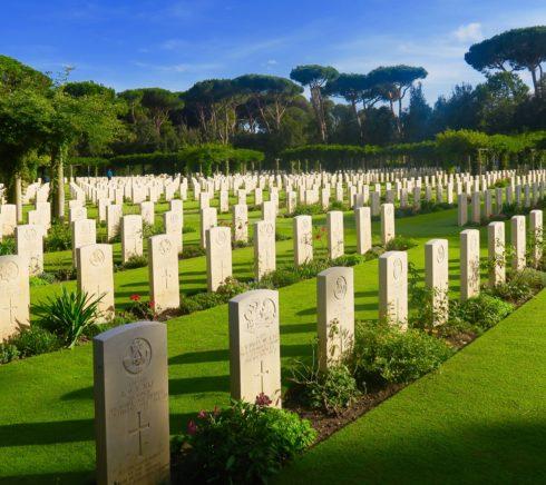 Beach Head War Cemetery