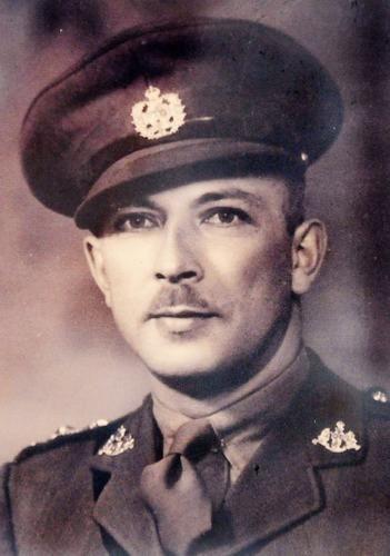 Lt. Col. Bruce Sutcliffe