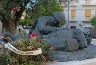 Ortona War Memorial