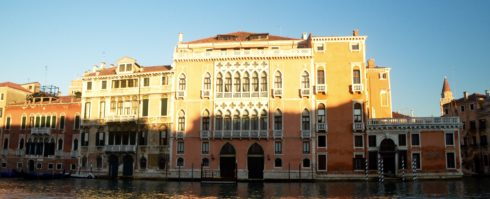 Across from the Palazzo Sant'Angelo