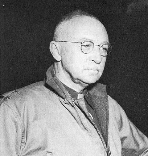 Major General John P. Lucas