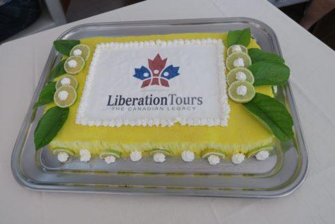 Liberation Cake