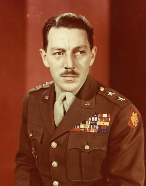 Lt. Colonel Robert Frederick