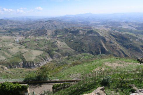 Mount Assoro Ascent
