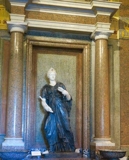 Borghese Gallery - Isis