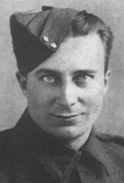 Private Clarence Ernest Kalbfleisch