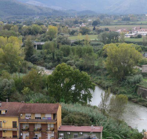 Liri River Valley