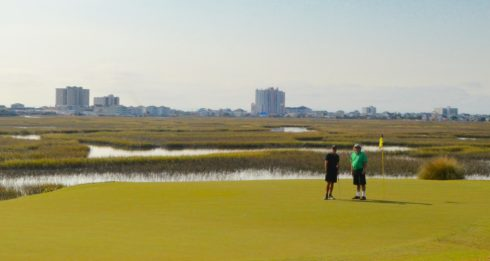 Myrtle Beach Golf - Tidewater
