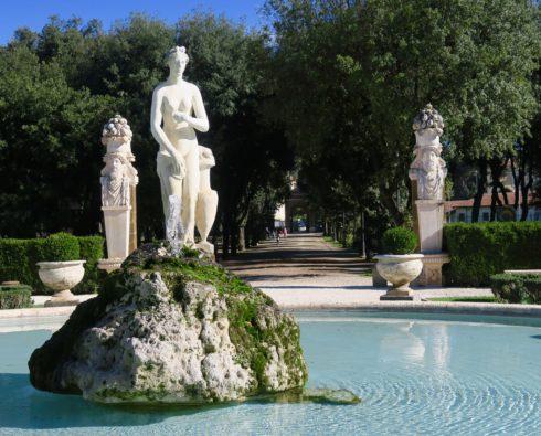 Borghese Gallery Pool