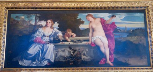 Borghese Gallery - Titian