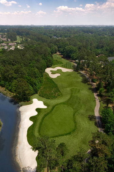 Myrtle Beach Golf - Wachesaw East