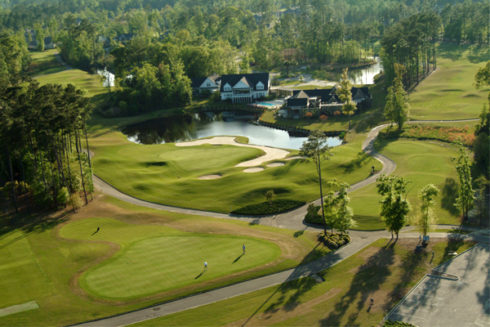 Myrtle Beach Golf - Wachesaw