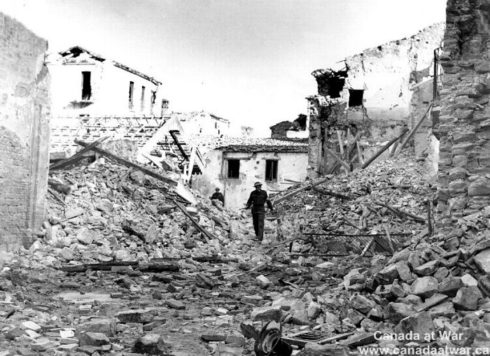 Ortona After the Battle