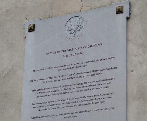 Battle of Melfa River Crossing