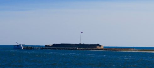 Photo of Fort Sumter