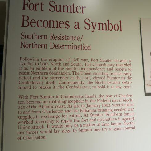 Fort Sumter - The Symbol