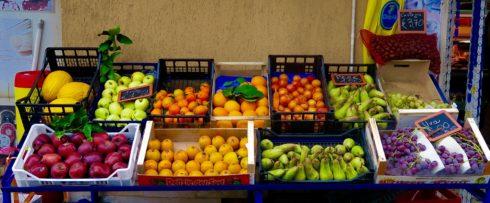 Fresh Fruit - Piedimonte San Germano