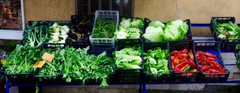 Fresh Vegetables - Piedimonte San Germano