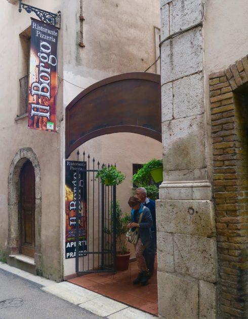Il Borgo Restaurant - Pontecorvo