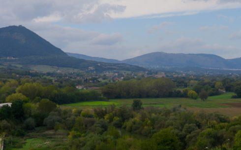 Hitler Line - Liri Valley
