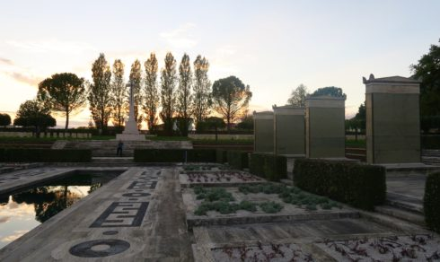 Cassino Monument to the Missing