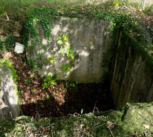 Hitler Line panzerturm