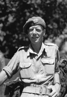 Major John Mahony