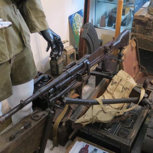 Roberto Molle's Bren Gun