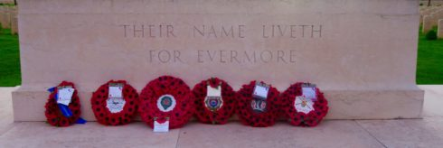 Cassino Stone of Remembrance