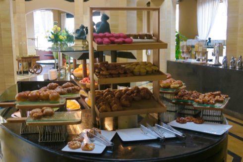 Mena House Breakfast