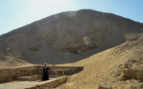 Pyramid of Titi