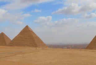 Photo of The Pyramids