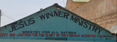 Jesus Winner Ministry