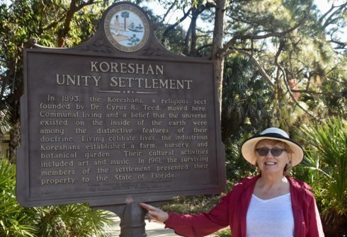Koreshan Unity Settlement