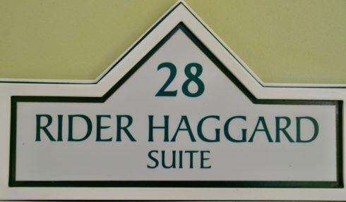 Rider Haggard Suite