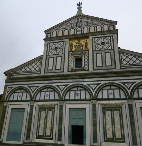 San Miniato Facade, Florence