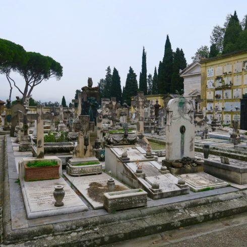 San Miniato Cemetery, Florence