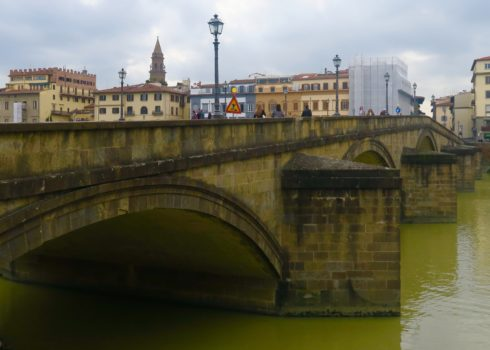 San Trinita Bridge, Florence