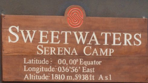 Sweetwaters Camp, Operated by Serena