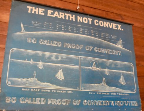 The Earth is Not Convex