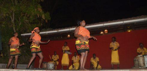 African Dancers