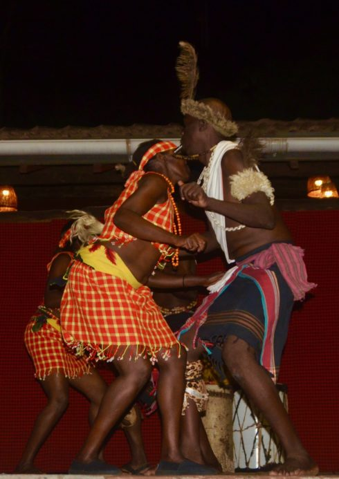 African Wedding Dance